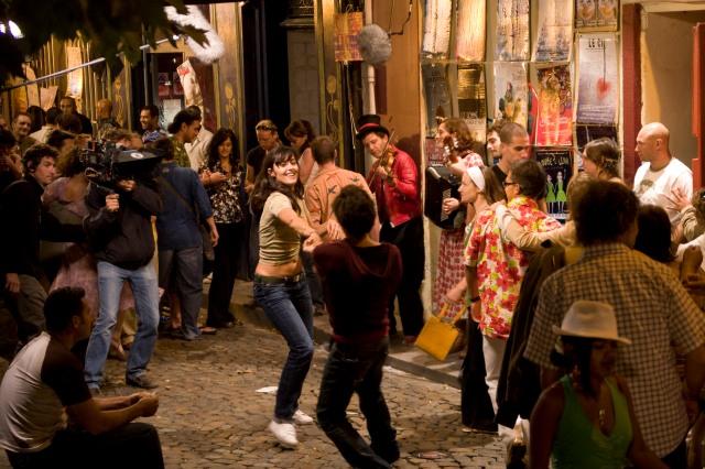 Le Bruit des gens autour