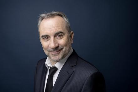 Antoine Duléry, acteur.