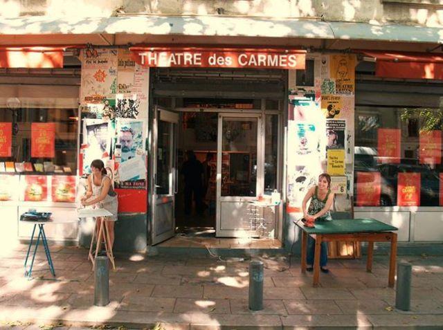 theatre des carmes