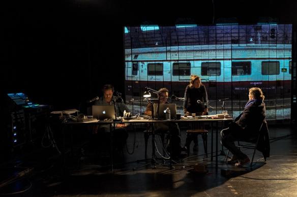 """AVANT-PREMIERE OFF 2018 : """"ZONE"""", D'APRES MATHIAS ENARD AU 11-GILGAMESH"""