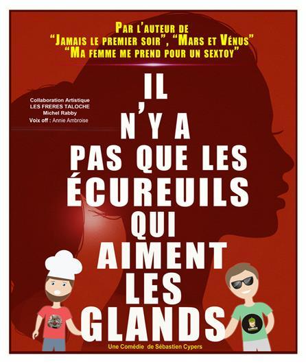 """GRAND PRIX """"GUILLAUME BERTRAND"""" : ET LE GAGNANT EST… """"IL N'Y A PAS QUE LES ÉCUREUILS QUI AIMENT LES GLANDS"""""""